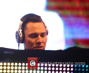 Tiesto - Tiesto performs a headline dj set the Radio 1 Big Weekend in Glasgow - Glasgow, United Kingdom -...
