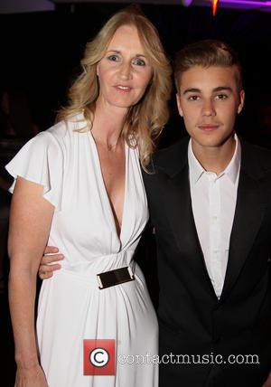 Sonia Irvine and Justin Bieber