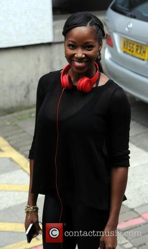 Jamelia - ITV Celebrities in London - London, United Kingdom - Friday 23rd May 2014