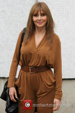 Carol Vorderman - Celebrities at the ITV studios - London, United Kingdom - Friday 23rd May 2014