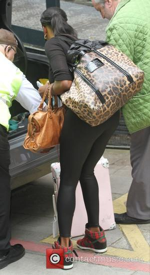 Jamelia - Celebrities at the ITV studios - London, United Kingdom - Friday 23rd May 2014