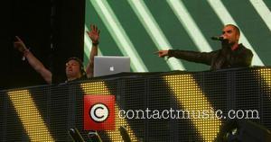 Pete Tong and Zane Lowe