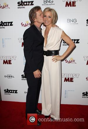 William H. Macy and Felicity Huffman -
