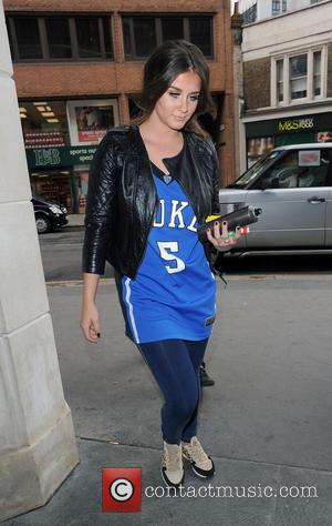 Brooke Vincent - Brooke Vincent arriving at her hotel - London, United Kingdom - Saturday 24th May 2014