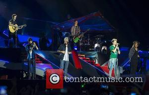One Direction - One Direction performs at Croke Park in Dublin, where they will perform three concerts over three days...