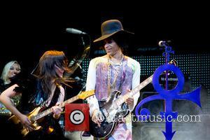 Prince and 3rd Eye Girl