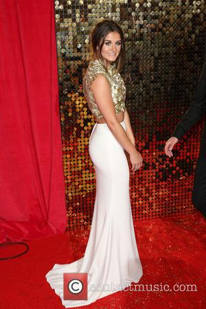 Brooke Vincent - The British Soap Awards 2014 held at Hackney Empire - Arrivals - London, United Kingdom - Saturday...