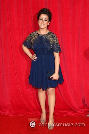 Natalie Cassidy - The British Soap Awards 2014 held at Hackney Empire - Arrivals - London, United Kingdom - Saturday...