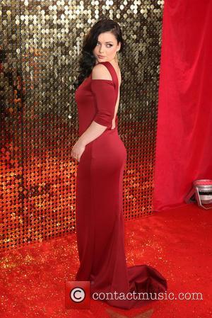 Shona McGarty - The British Soap Awards 2014 held at Hackney Empire - Arrivals - London, United Kingdom - Saturday...