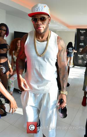 Flo Rida - Flo Rida attends a private party at Miami Beach - Miami Beach, Florida, United States - Saturday...