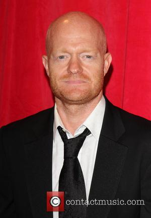 Jake Wood - British Soap Awards 2014 - Red Carpet arrivals - at the Hackney Empire, London - London, United...