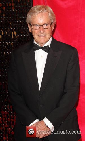 William Roache - British Soap Awards 2014 - Red Carpet arrivals - at the Hackney Empire, London - London, United...