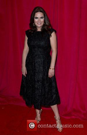 Debbie Rush - The British Soap Awards 2014 held at Hackney Empire - Arrivals - London, United Kingdom - Saturday...