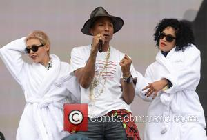 Pharrell To Team Up With Spike Lee For Apollo Theater Debut