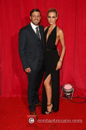 Jamie Lomas and Chloe Peers