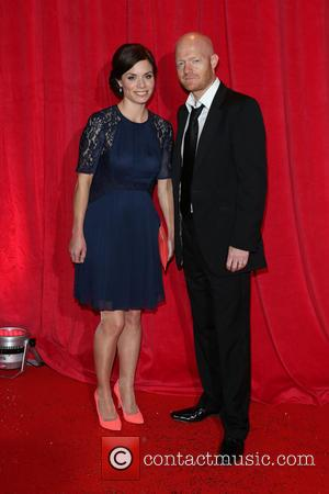 Anna Acton and Jake Wood