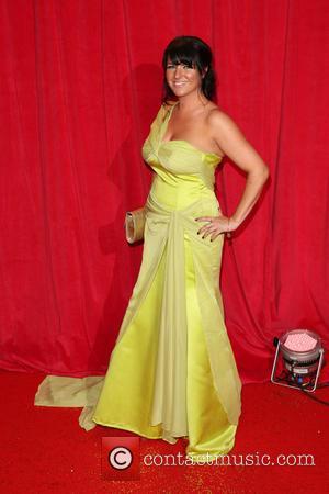 Laura Norton - The British Soap Awards 2014 held at Hackney Empire - Arrivals - London, United Kingdom - Saturday...