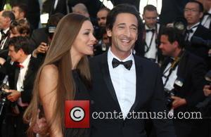 Adrien Brody and His Girlfriend Lara Lieto
