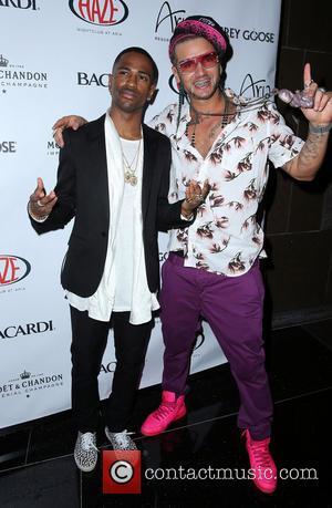 Big Sean and Riff Raff - Memorial Day Weekend Celebration With Big Sean at Haze Nightclub at ARIA - Las...