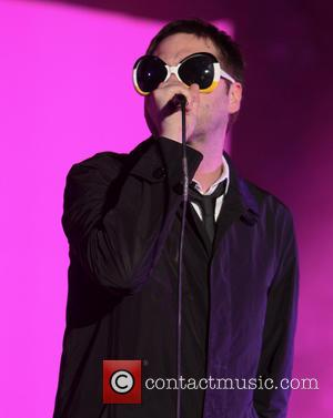 Tom Meighan and Kasabian - BBC Radio 1's Big Weekend at Glasgow Green - Day 3 - Glasgow, United Kingdom...