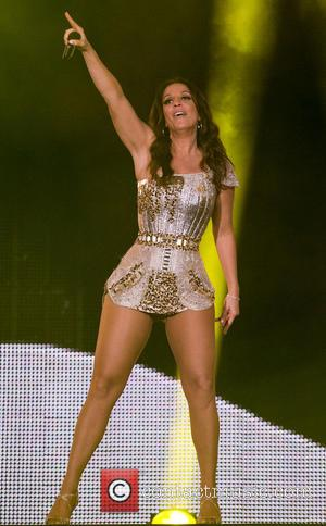 Ivete Sangalo - Rock In Rio Lisboa 2014 at Parque da Bela Vista - Day 1 - Lisbon, Portugal -...