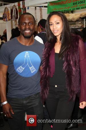 Rachel Christie and Gbenga Akinnagbe