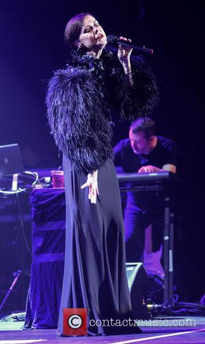 Lisa Stansfield - Lisa Stansfield performs live at Admiralspalast - Berlin, Germany - Monday 26th May 2014