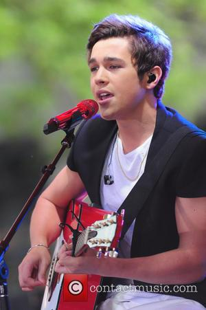 Austin Mahone - Austin Mahone performing on the 'Today' show as part of NBC's Toyota Concert Series - New York...