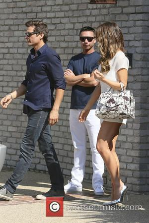 Kate Beckinsale and Len Wiseman - Kate Beckinsale and Len Wiseman seen at Joel Silvers Memorial Day party in Malibu....