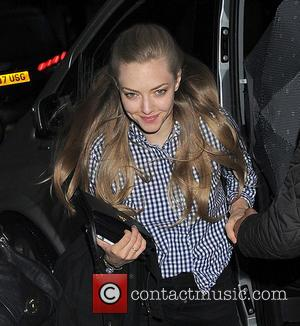 Amanda Seyfried - Amanda Seyfried enjoys a night out at Nobu Park Lane. - London, United Kingdom - Tuesday 27th...