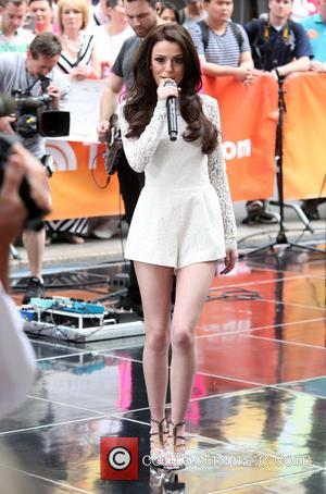 Cher Lloyd - Cher Lloyd performs live on the 'Today' show as part of NBC's Toyota Concert Series - New...