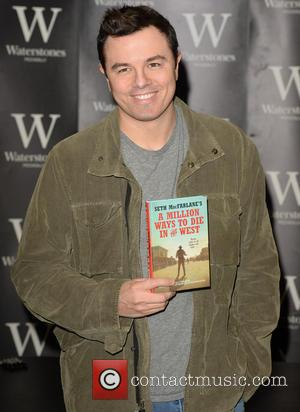 Seth MacFarlane - Seth MacFarlane promotes his book 'A Million Ways to Die in the West' at Waterstones - London,...