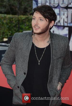 James Arthur - The 2014 World Music Awards at the Salle des Etoiles - Arrivals - Monte Carlo, Monaco -...