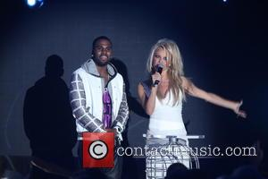 Jason Derulo and Pamela Anderson