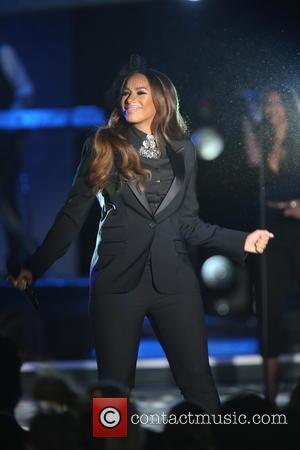 Leona Lewis - The 2014 World Music Awards at the Salle des Etoiles - Inside - Monte Carlo, Monaco -...
