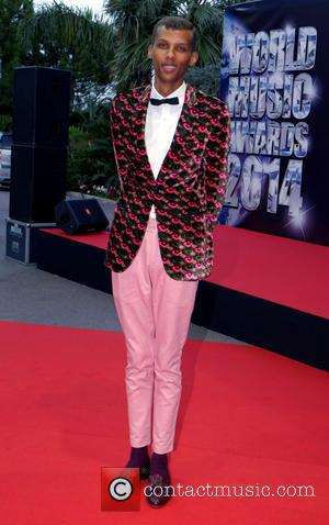 Stromae - The 2014 World Music Awards at the Salle des Etoiles - Arrivals - Monte Carlo, Monaco - Tuesday...