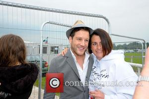 Matt Cardle - Matt Cardle meets with fans at The Acoustic Festival of Britain - Day 1 - Uttoxeter, United...
