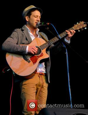 Matt Cardle - The Acoustic Festival of Britain - Day 1 - Uttoxeter, United Kingdom - Tuesday 27th May 2014