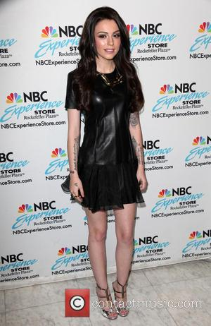 Cher Lloyd - Cher Lloyd promotes her new album 'Sorry I'm Late' at the NBC Experience Store - New York...