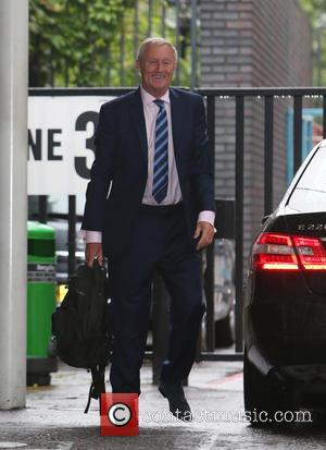 Chris Tarrant - Chris Tarrant outside ITV Studios today - London, United Kingdom - Tuesday 27th May 2014