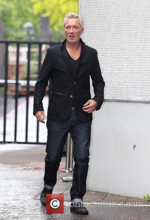 Martin Kemp - Celebrities at the ITV studios - London, United Kingdom - Tuesday 27th May 2014