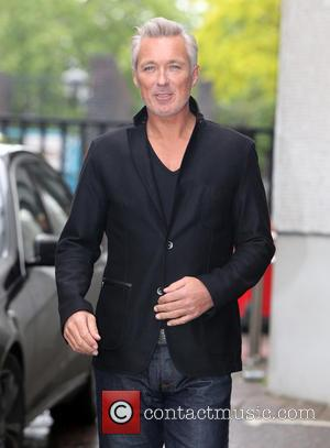 Martin Kemp Wishes Tom Hardy Luck With Krays Role