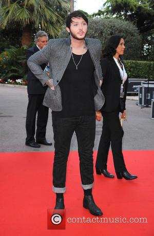 James Arthur - The 2014 World Music Awards at the Salle des Etoiles - Arrivals - Monte Carlo, Monaco -...