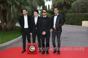 Patrick Stump, Pete Wentz, Joe Trohman and Andy Hurley