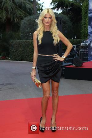 Victoria Silvstedt - The 2014 World Music Awards at the Salle des Etoiles - Arrivals - Monte Carlo, Monaco -...
