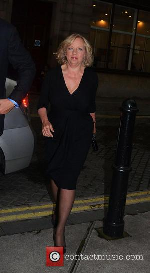 Deborah Meaden - Press night for 'Flash Mob' at the Peacock Theatre - London, United Kingdom - Wednesday 28th May...