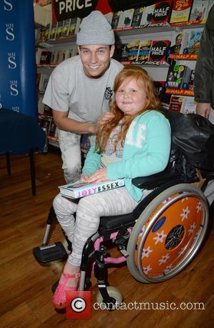 Joey Essex and Elisha from Liverpool