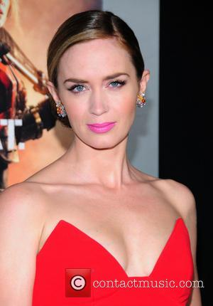 Emily Blunt - New York premiere of 'Edge Of Tomorrow' at AMC Loews Lincoln Square - Arrivals - New York...