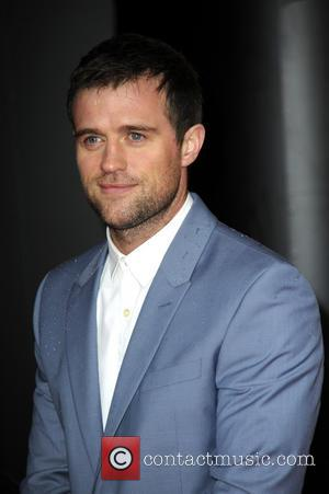 Jonas Armstrong - The world premiere of 'The Edge Of Tomorrow' at The IMAX London - London, United Kingdom -...