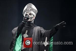Ghost and Papa Emeritus